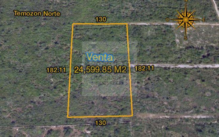 Foto de terreno habitacional en venta en fracc torres de temozn, chablekal, mérida, yucatán, 1754704 no 01