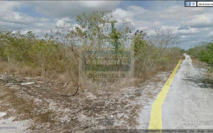 Foto de terreno habitacional en venta en fracc torres de temozn, chablekal, mérida, yucatán, 1754704 no 03