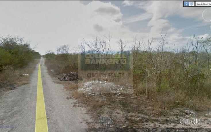 Foto de terreno habitacional en venta en fracc torres de temozn, chablekal, mérida, yucatán, 1754704 no 04