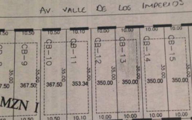 Foto de terreno habitacional en venta en fracc valle imperial lote comercial 12, manzana 1, villas de nuevo méxico, zapopan, jalisco, 1719732 no 02