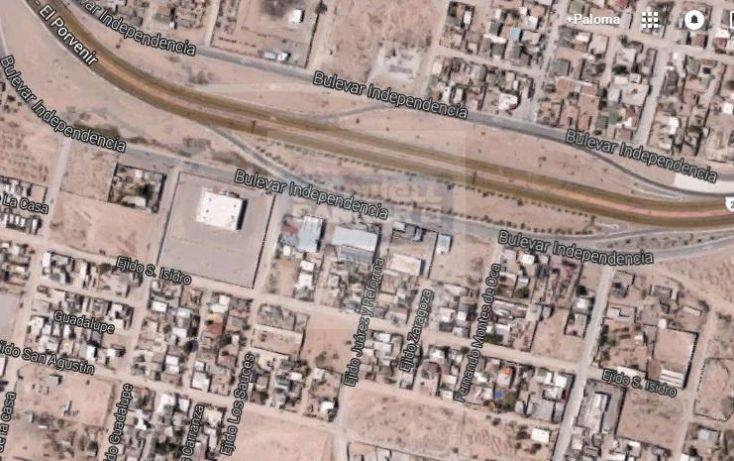 Foto de terreno habitacional en venta en fraccin de la parcela 163z, zaragoza, juárez, chihuahua, 795033 no 02
