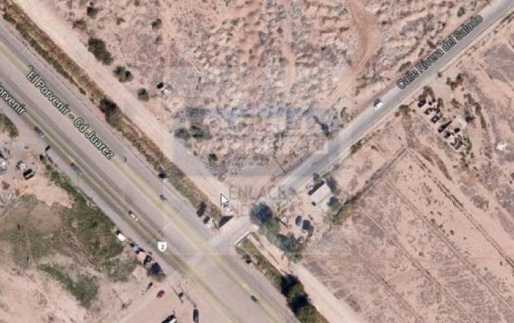 Foto de terreno habitacional en venta en fraccin de la parcela 163z, zaragoza, juárez, chihuahua, 795033 no 03