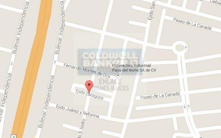 Foto de terreno habitacional en venta en fraccin de la parcela 163z, zaragoza, juárez, chihuahua, 795033 no 04