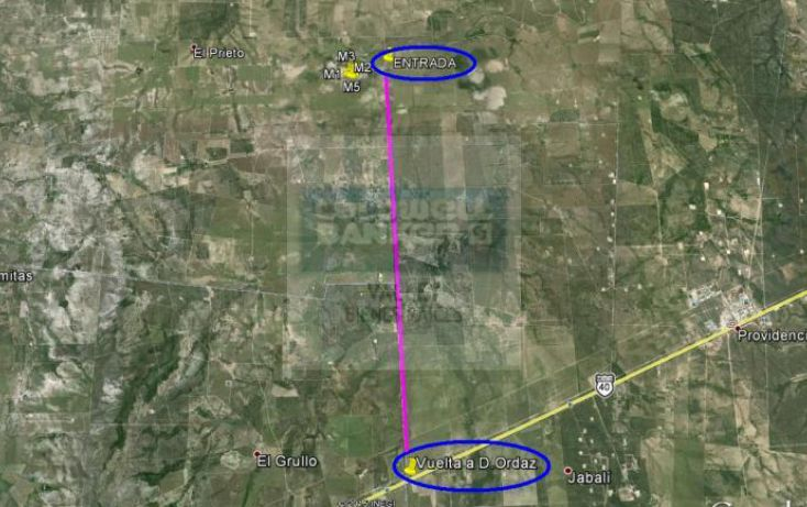 Foto de terreno habitacional en venta en fraccion 17, gral lucio blanco, gustavo díaz ordaz, tamaulipas, 1043339 no 01