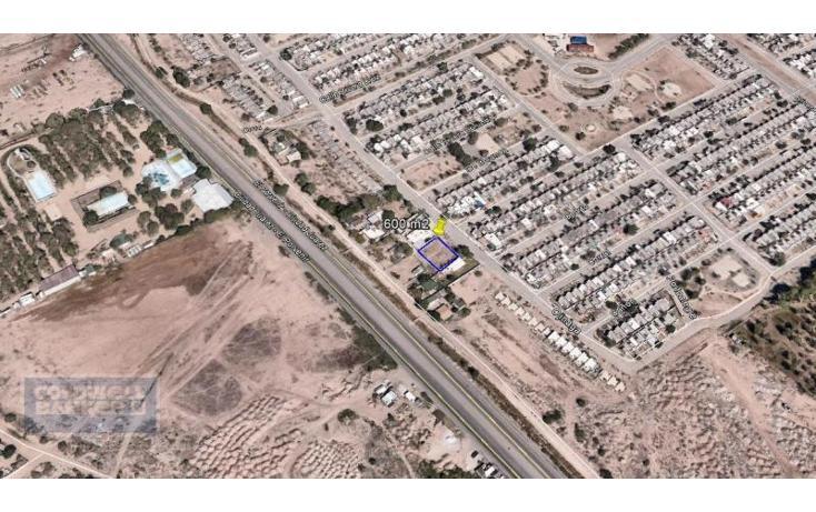 Foto de terreno habitacional en venta en  , zaragoza, juárez, chihuahua, 795033 No. 01