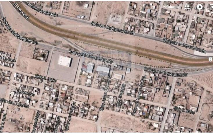 Foto de terreno habitacional en venta en  , zaragoza, juárez, chihuahua, 795033 No. 03