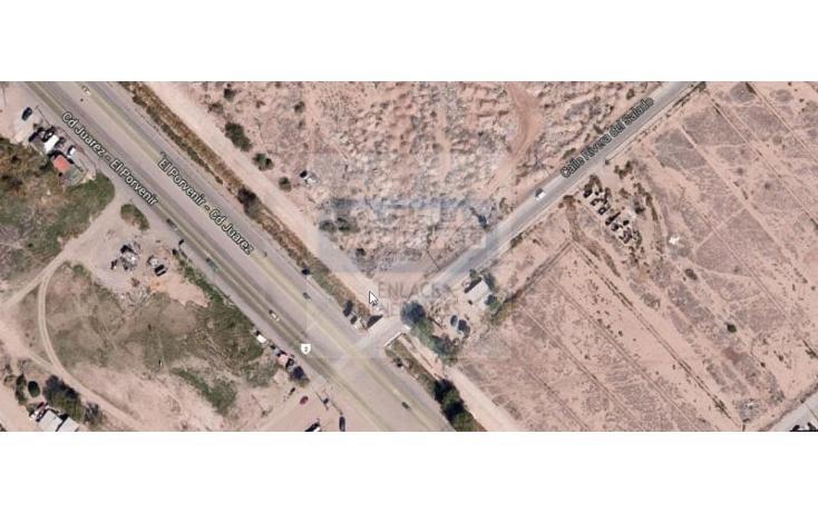 Foto de terreno habitacional en venta en  , zaragoza, juárez, chihuahua, 795033 No. 04