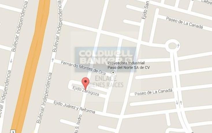 Foto de terreno habitacional en venta en  , zaragoza, juárez, chihuahua, 795033 No. 05