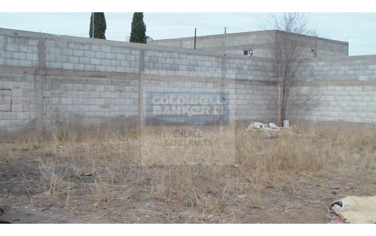 Foto de terreno habitacional en venta en  , zaragoza, juárez, chihuahua, 795033 No. 06