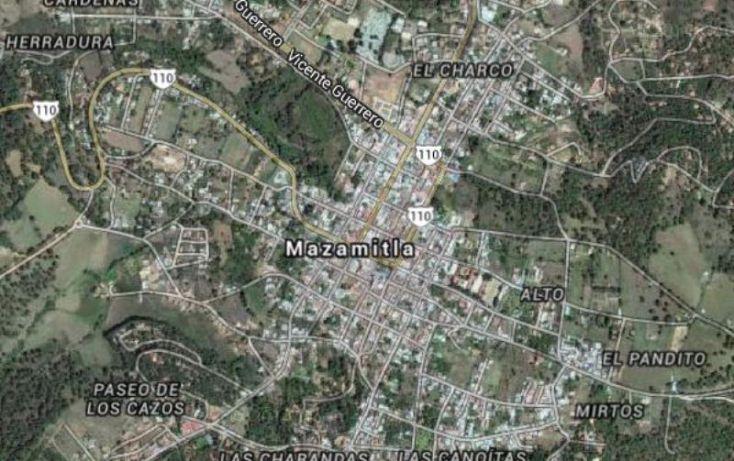 Foto de casa en venta en fraccion del predio urbano las charandas, calle del chorro, la cofradia, mazamitla, jalisco, 1978598 no 01
