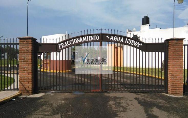 Foto de terreno habitacional en venta en fraccionamiento agua nueva, el parían, morelia, michoacán de ocampo, 988279 no 01