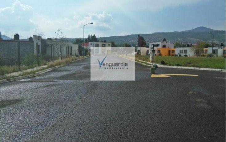 Foto de terreno habitacional en venta en fraccionamiento agua nueva, el parían, morelia, michoacán de ocampo, 988279 no 05