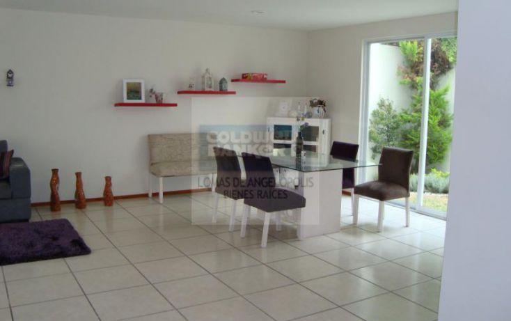 Foto de casa en condominio en venta en fraccionamiento arcangel 31, desarrollo habitacional el arcángel, cuautlancingo, puebla, 1481053 no 02