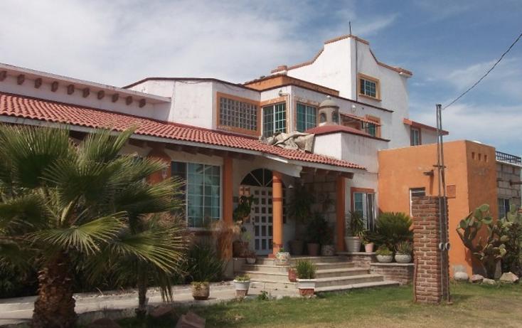 Foto de casa en venta en  , fraccionamiento campestre irazú, silao, guanajuato, 1704226 No. 01