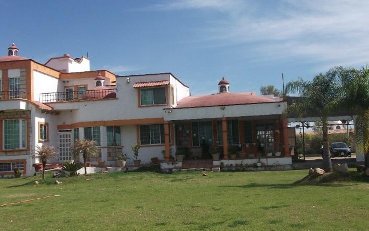 Foto de casa en venta en  , fraccionamiento campestre irazú, silao, guanajuato, 1704226 No. 02