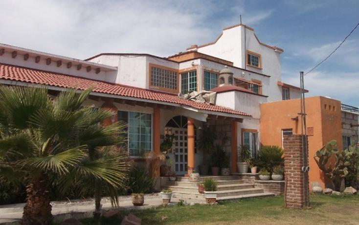 Foto de casa en venta en  , fraccionamiento campestre irazú, silao, guanajuato, 1856780 No. 01