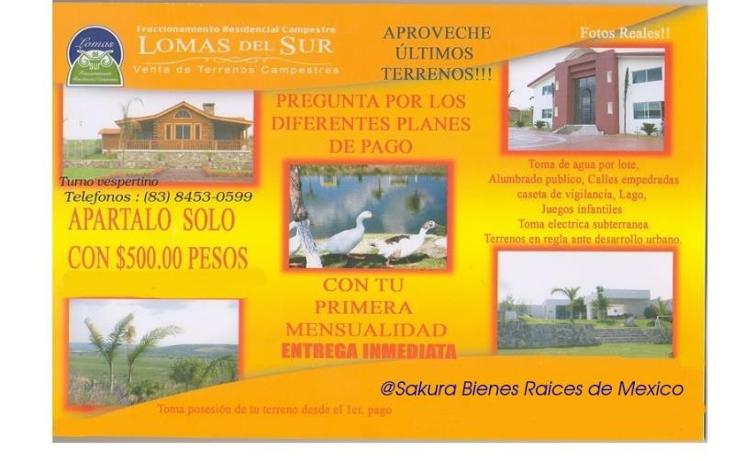 Foto de terreno habitacional en venta en  , fraccionamiento campestre lomas del sur, romita, guanajuato, 715777 No. 03