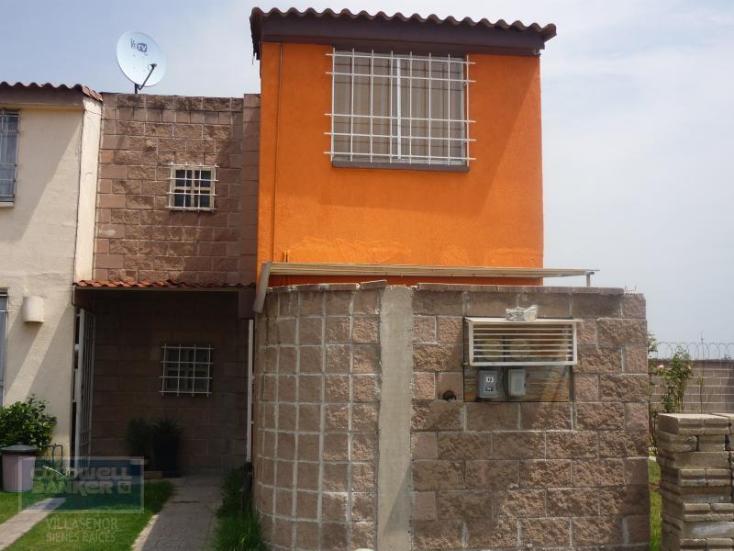 Foto de casa en condominio en venta en  cond. 9, santa clara, lerma, méxico, 1940964 No. 02