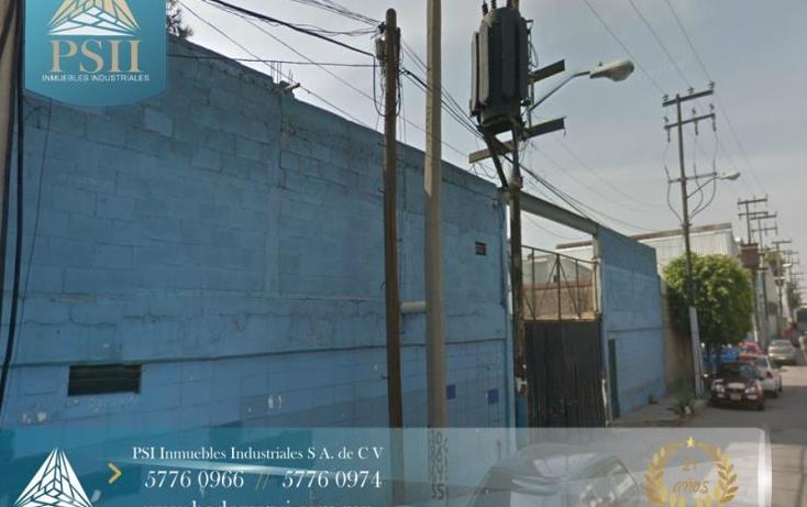 Foto de nave industrial en renta en fraccionamiento industrial en esfuerzo nacional via morelos 21, industrias ecatepec, ecatepec de morelos, méxico, 846345 No. 01