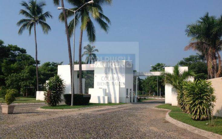Foto de terreno habitacional en venta en fraccionamiento la higuera, arboledas, manzanillo, colima, 1653047 no 01
