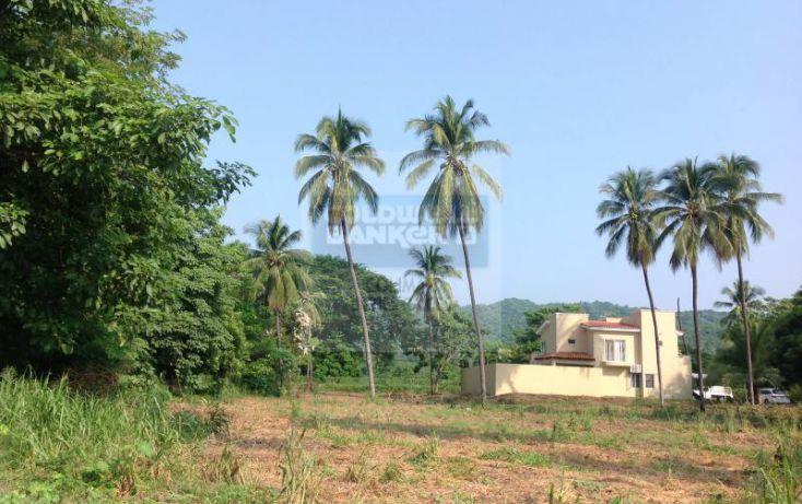 Foto de terreno habitacional en venta en fraccionamiento la higuera, arboledas, manzanillo, colima, 1653047 no 02