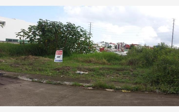 Foto de terreno habitacional en venta en fraccionamiento la marqueza , rubí ánimas, xalapa, veracruz de ignacio de la llave, 1827678 No. 01