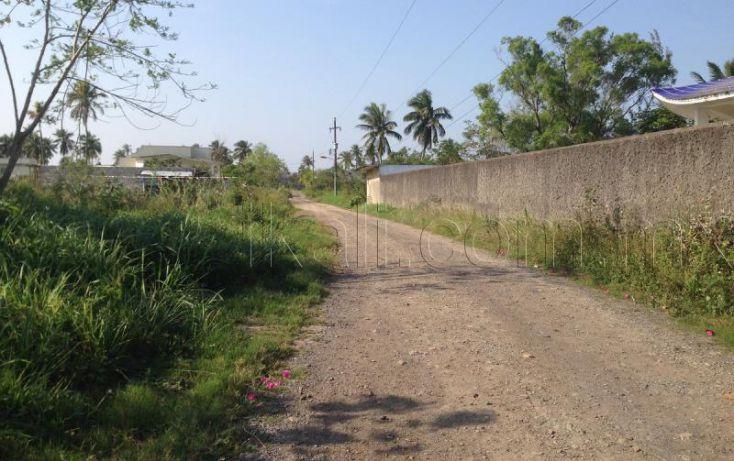 Foto de terreno habitacional en venta en fraccionamiento las palmas, la calzada, tuxpan, veracruz, 1431679 no 03