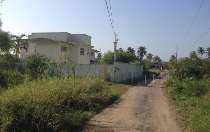 Foto de terreno habitacional en venta en fraccionamiento las palmas, la calzada, tuxpan, veracruz, 1431679 no 04