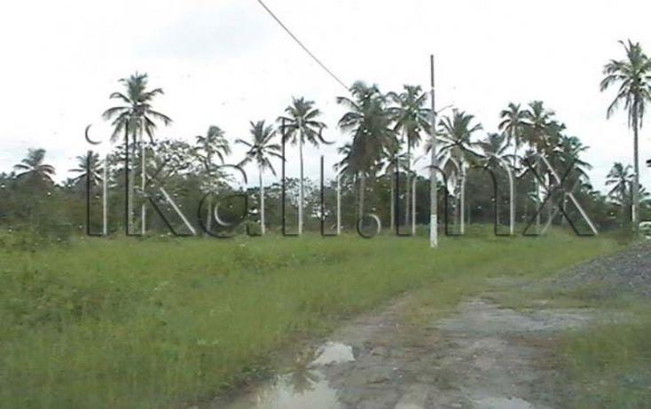 Foto de terreno habitacional en venta en fraccionamiento las palmas, la calzada, tuxpan, veracruz, 1431679 no 11