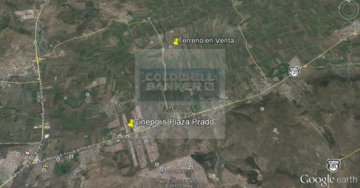 Foto de terreno habitacional en venta en fraccionamiento paraíso escondido 1, paraíso escondido, tarímbaro, michoacán de ocampo, 1093455 No. 02
