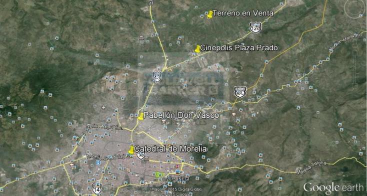 Foto de terreno habitacional en venta en fraccionamiento paraíso escondido 1, paraíso escondido, tarímbaro, michoacán de ocampo, 1093455 No. 08