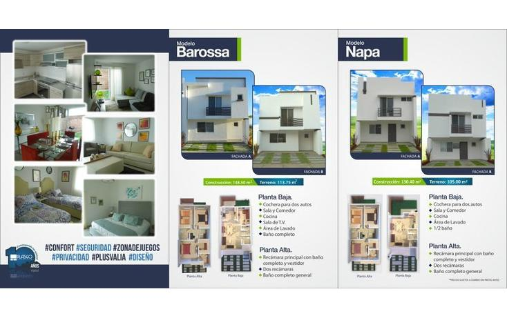 Foto de casa en venta en  , fraccionamiento portón cañada, león, guanajuato, 1414885 No. 07