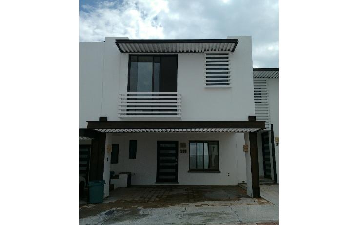 Foto de casa en renta en  , fraccionamiento portón cañada, león, guanajuato, 1515992 No. 01