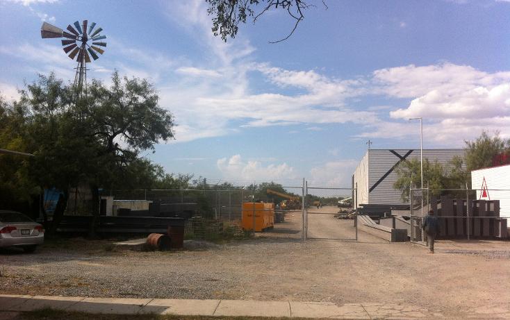 Foto de terreno comercial en venta en  , fraccionamiento san andres, apodaca, nuevo león, 1297481 No. 01