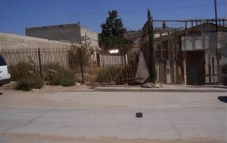 Foto de terreno habitacional en venta en fraccionamiento santa maría 1, la morita, tijuana, baja california norte, 590649 no 01