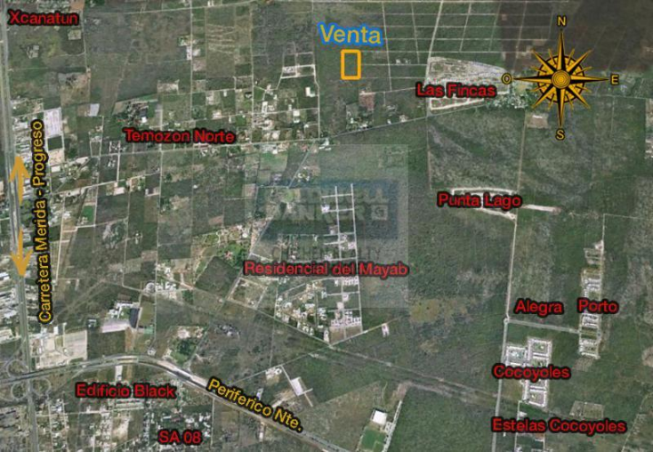 Foto de terreno habitacional en venta en  , chablekal, mérida, yucatán, 1754704 No. 06