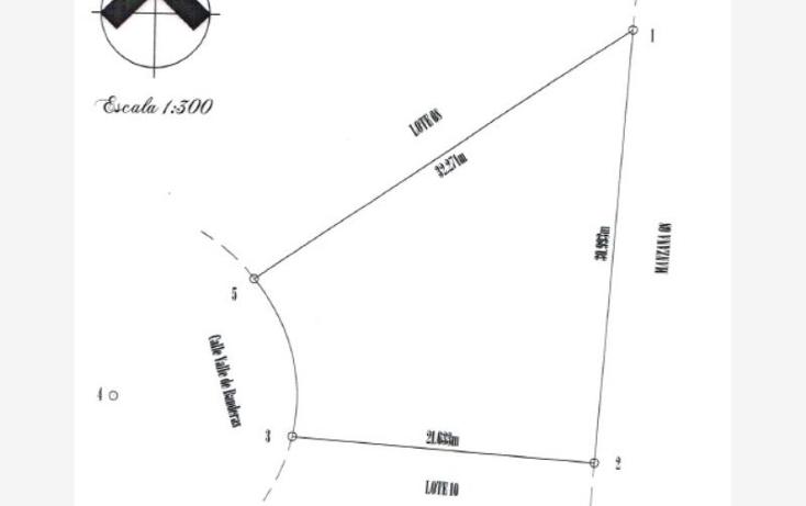 Foto de terreno habitacional en venta en  , fraccionamiento valle dorado, santa isabel, chihuahua, 1447021 No. 02