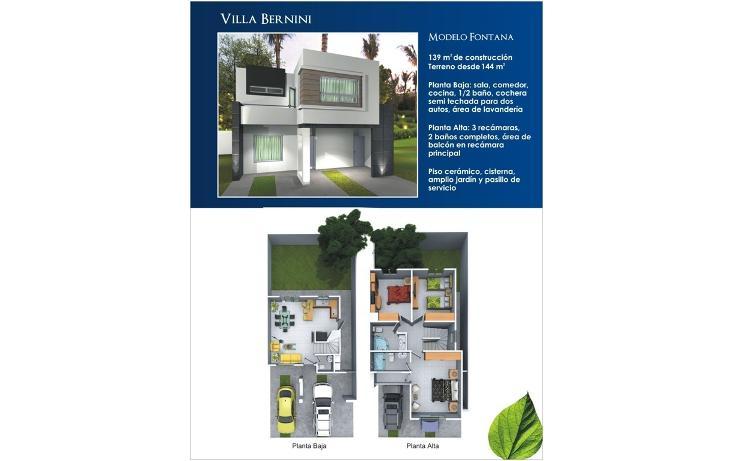 Foto de casa en venta en  , fraccionamiento villas del renacimiento, torreón, coahuila de zaragoza, 1028391 No. 04
