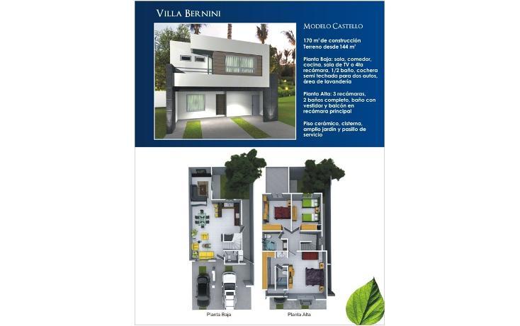 Foto de casa en venta en  , fraccionamiento villas del renacimiento, torreón, coahuila de zaragoza, 1028391 No. 06