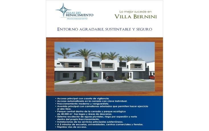 Foto de casa en venta en  , fraccionamiento villas del renacimiento, torreón, coahuila de zaragoza, 1028391 No. 09