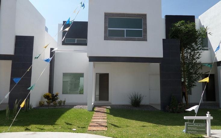 Foto de casa en venta en  , fraccionamiento villas del renacimiento, torreón, coahuila de zaragoza, 1028395 No. 01