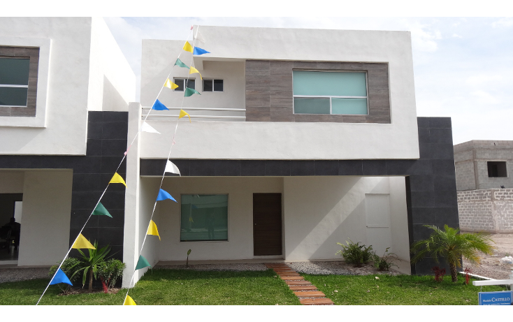 Foto de casa en venta en  , fraccionamiento villas del renacimiento, torre?n, coahuila de zaragoza, 1299675 No. 01