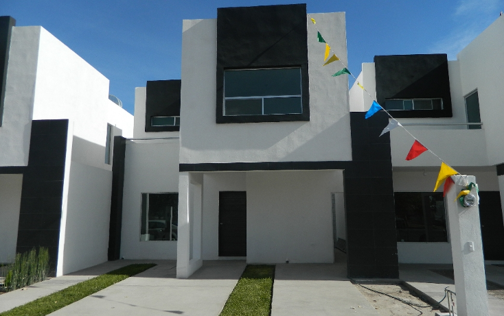 Foto de casa en venta en  , fraccionamiento villas del renacimiento, torreón, coahuila de zaragoza, 1474801 No. 01