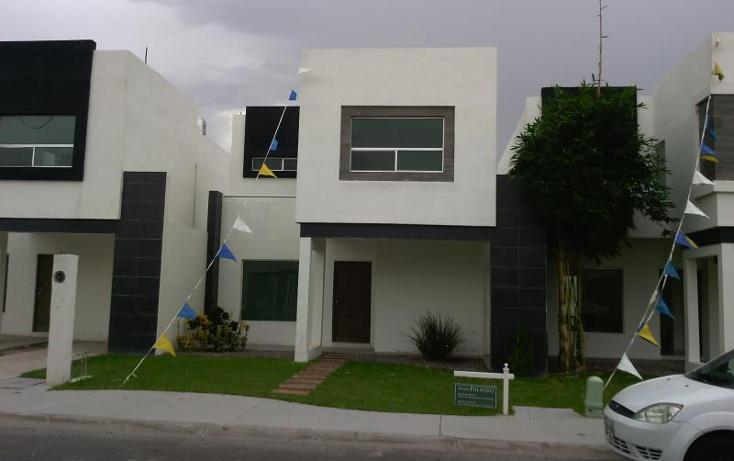 Foto de casa en venta en  , fraccionamiento villas del renacimiento, torreón, coahuila de zaragoza, 1585352 No. 01