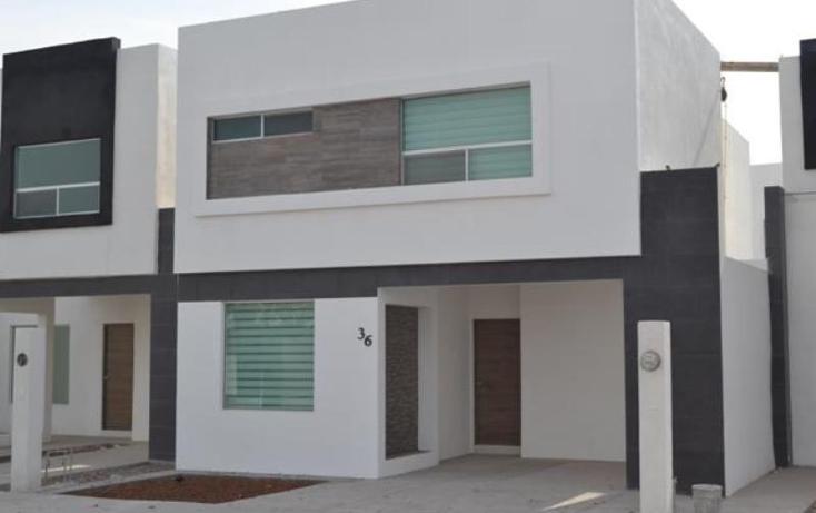 Foto de casa en venta en  , fraccionamiento villas del renacimiento, torreón, coahuila de zaragoza, 375748 No. 01