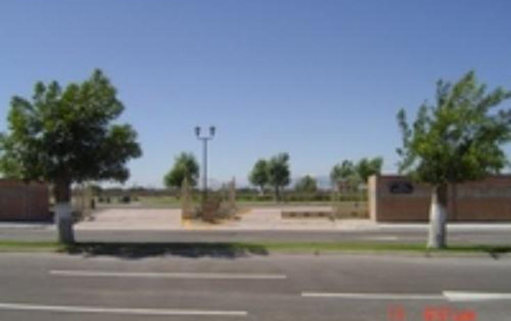 Foto de terreno habitacional en venta en  , fraccionamiento villas del renacimiento, torreón, coahuila de zaragoza, 400621 No. 05