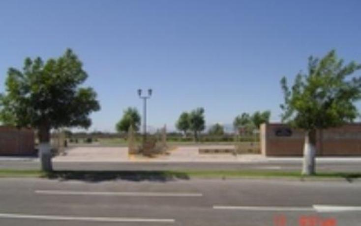 Foto de terreno habitacional en venta en  , fraccionamiento villas del renacimiento, torreón, coahuila de zaragoza, 400622 No. 05