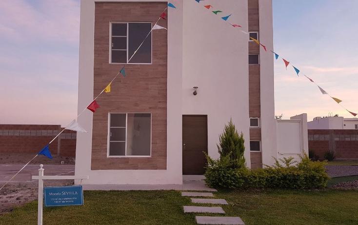 Foto de casa en venta en  , fraccionamiento villas del renacimiento, torreón, coahuila de zaragoza, 4264036 No. 01