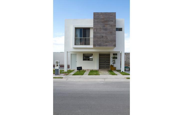 Foto de casa en venta en  , fraccionamiento villas del renacimiento, torreón, coahuila de zaragoza, 982671 No. 01