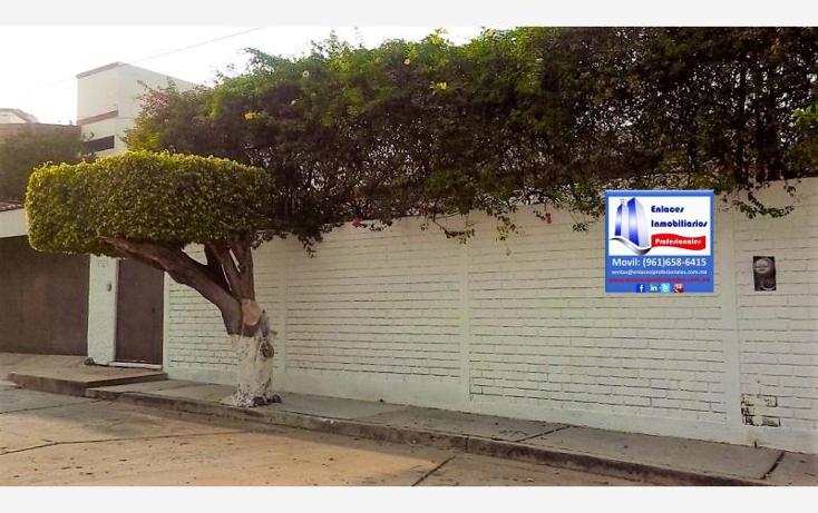Foto de casa en venta en fraccionamiento vista hermosa nonumber, vista hermosa, tuxtla gutiérrez, chiapas, 1991080 No. 01